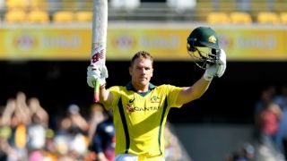 Aaron Finch to lead Australia in 2019 World Cup?