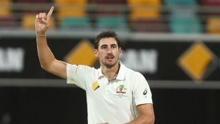 Starc breaks silence about ball-tampering incident