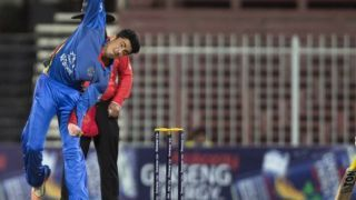 Mujeeb talks about his cricketing journey with Afghanistan