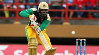 Russel, Theron fire Jamaica to victory