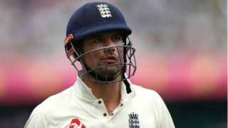 Cook: England were curious about Australia's potential ball-tampering during The Ashes