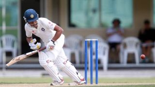 Wriddhiman Saha's current form provides a chance to crush all competition for wicketkeeper's slot
