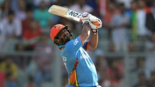 Afghanistan set 168-run target for Bangladesh in 1st T20I