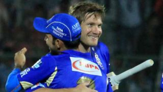 Rajasthan hammer Bangalore by 6 wickets