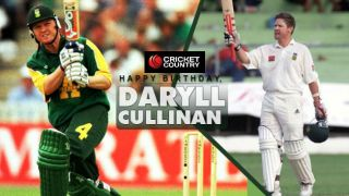 Daryll Cullinan: 8 interesting things to know about the former South African batting mainstay