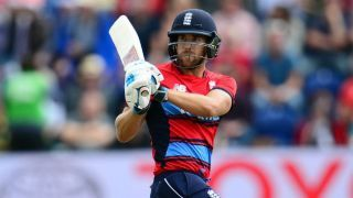 Malan called as cover for Curran for T20I series opener