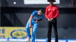 Shami replaces Pandya in the World XI squad vs West Indies