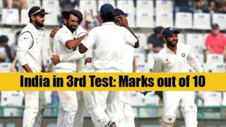 IND vs ENG 3rd Test at Mohali: Marks out of 10 for the hosts