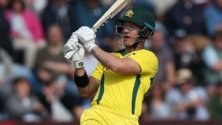 T20I Tri-Series 2018: D Arcy Short helps Australia score 183/8 against Pakistan in Final