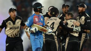 India's batting against New Zealand in ICC World T20 2016 an unmitigated disaster of epic proportions