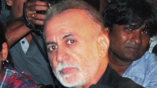 Tarun Tejpal apologises to Shoma Chaudhury for running out the non-striker in Tehelka vs NDTV match