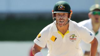 David Warner looks back on his infamous 'punch'