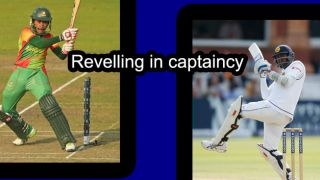 Rahim and Mathews: Players who revel in captaincy