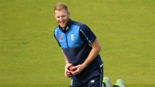 Harrison indicates Stokes could be back to ENG side sooner than later
