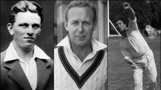 Left-arm wrist spinners in cricket, part 6: Maurice Leyland, Denis Compton, Arthur Morris
