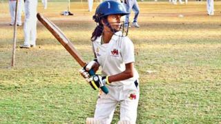Only 13, Jemimah Rodrigues is going on 19