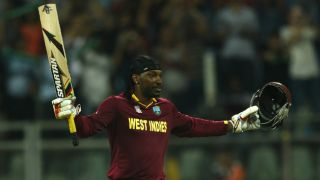 Gayle scared of being around women in public following masseuse allegations