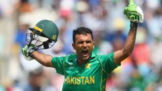 Zimbabwe vs Pakistan, 4th ODI: Fakhar Zaman smashes first 200 for Pakistan