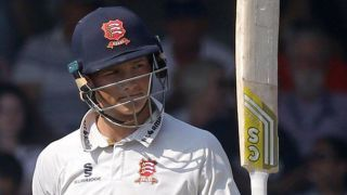 India vs Essex, Day 2: Essex 237/5, trail India by 158