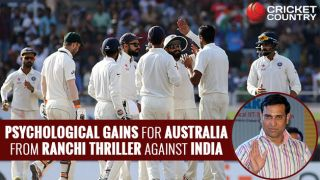 Laxman: I would advocate a fifth bowler for the Dharamsala Test between IND and AUS
