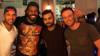 Yuvraj Singh wants Chris Gayle or AB de Villiers to break his record of fastest T20 fifty