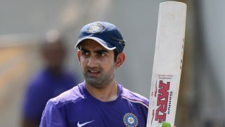 Gautam Gambhir bats for MS Dhoni, says give credit where it's due