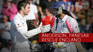 Monty Panesar, James Anderson thwart time to secure draw vs Australia at Cardiff