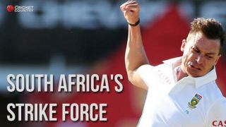 Dale Steyn – South Africa's go-to man