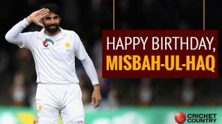 Misbah-ul-Haq: 12 little-known facts about the monk of Pakistan cricket