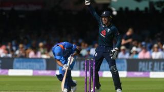 Chahal believes Kohli's wicket was the turning point of the match