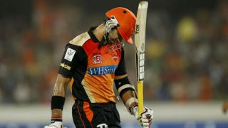 Sunrisers Hyderbad are paying poor middle overs show