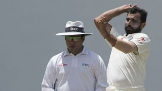 Shami's triumphant return to Tests bodes well for India
