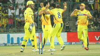 CSK romp to 54-run win against Dolphins