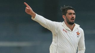 Cremer keeps ZIM's hopes alive on Day 2 of 2nd Test vs WI