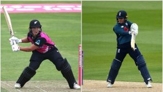 England women register highest T20 total after New Zealand set record against South Africa