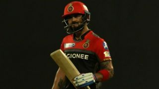 PL 2018: Virat Kohli becomes third Captain to be dismissed most times by spinners in an IPL season