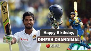 Dinesh Chandimal:  12 interesting things to know about the talented Sri Lankan batsman