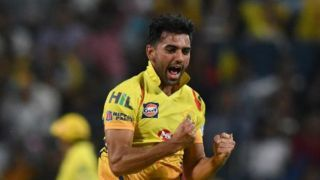 Chahar, Krunal, Akshar included in the limited overs squad