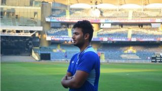 Rishabh Pant: I worked on MS Dhoni's advice, it has helped me a lot