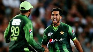 Pakistan pacer Hasan Ali comes up with alternative 'bomb explosion'