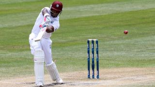 West Indies lead by 231 runs at lunch on Day 3
