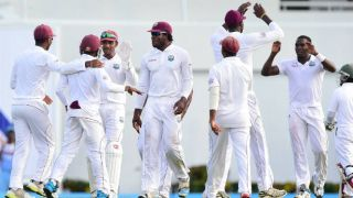 Bangladesh 55/2 at lunch on Day 4
