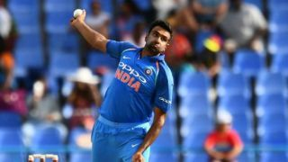 Ashwin hopes to play in 2019 World Cup