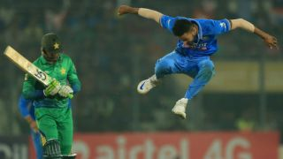 India vs Pakistan, Asia Cup T20 2016 Match 4 at Dhaka: Highlights from 1st innings