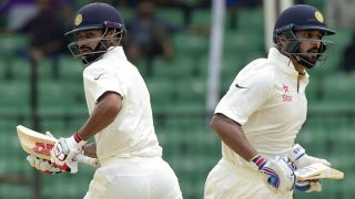 India vs New Zealand, 2nd Test: Day 3; 1st Session- India lead by 124 runs