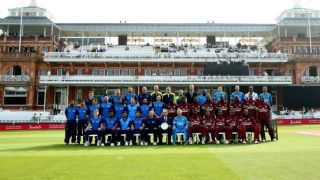 In Pictures: West Indies vs ICC World XI