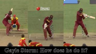Chris Gayle's 215 against Zimbabwe in World Cup 2015: 3 mantras behind his big hits