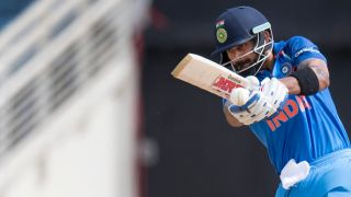In Pictures: Virat Kohli's journey to 200th ODI