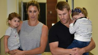 David Warner's wife blames herself for ball-tampering controversy