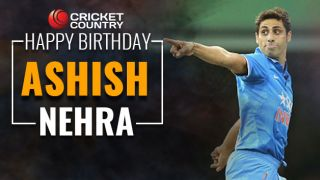 10 facts about Ashish Nehra